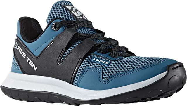 adidas Five Ten Access Mesh Shoes Women blanch blue